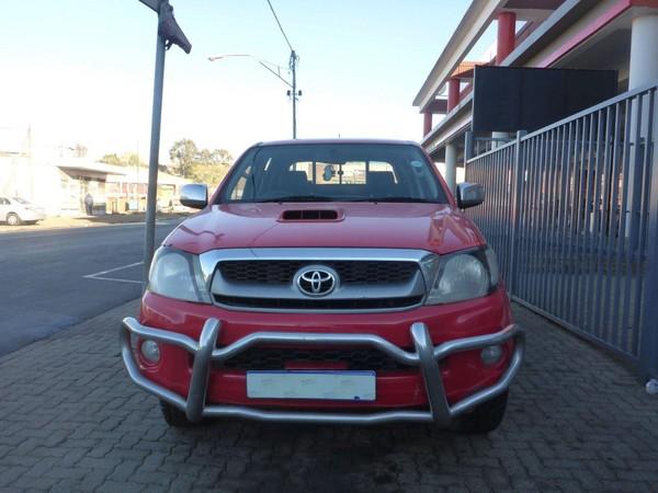 2013 Toyota Hilux 3.0 D-4d Heritage Rb Pu Dc  Gauteng Johannesburg_0