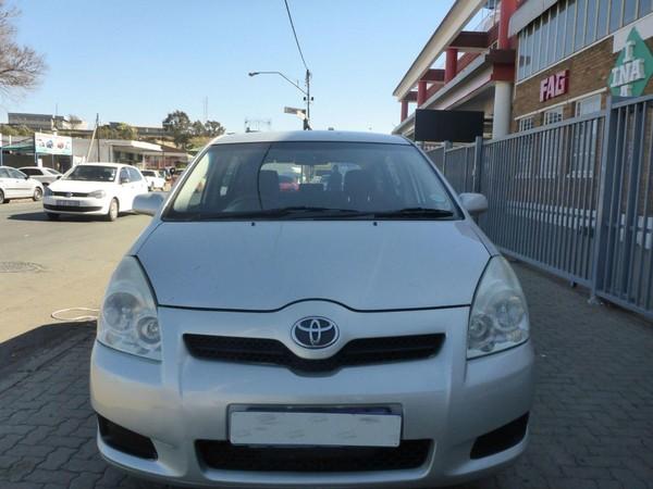 2008 Toyota Verso 160 Sx  Gauteng Johannesburg_0