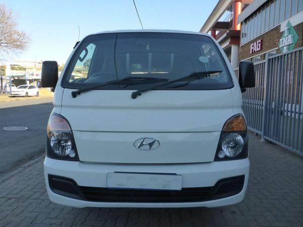 2012 Hyundai H100 Bakkie 2.6d Fc Cc  Gauteng Johannesburg_0
