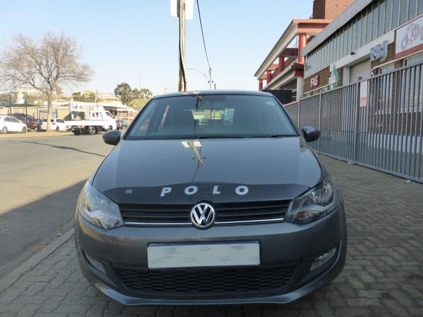 2011 Volkswagen Polo 1.4 Comfortline 5dr  Gauteng Johannesburg_0