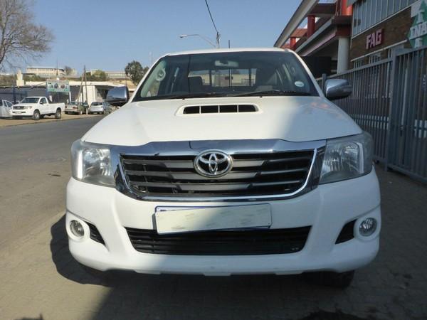 2013 Toyota Hilux 3.0 D-4D Raider Raised Body Single-Cab Gauteng Johannesburg_0