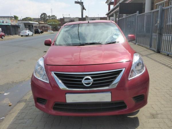 2014 Nissan Almera 1.5 Acenta Gauteng Johannesburg_0