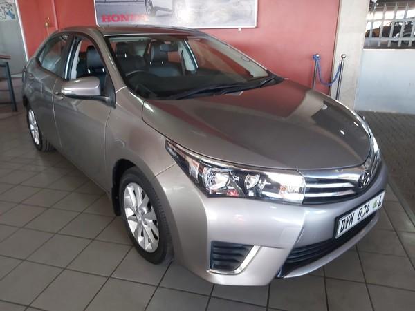 2016 Toyota Corolla 1.6 Prestige CVT Limpopo Polokwane_0