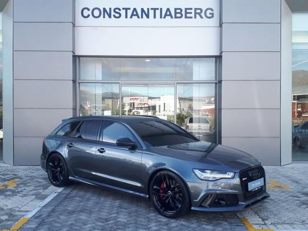 2016 Audi RS6 Quattro Avant Western Cape Tokai_0
