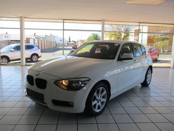 2012 BMW 1 Series 118i 5dr At f20  Gauteng Nigel_0