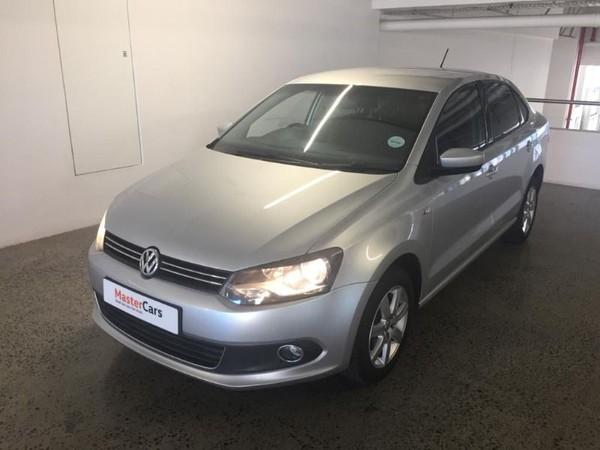 2014 Volkswagen Polo 1.6 Comfortline  Western Cape Table View_0