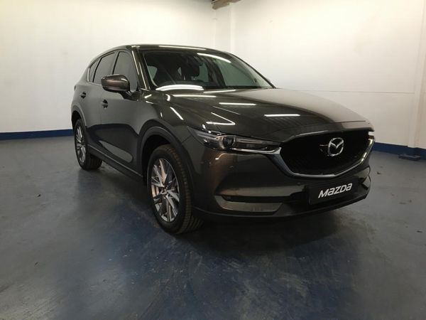 2020 Mazda CX-5 2.2DE Akera Auto AWD Gauteng Germiston_0
