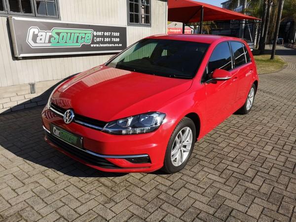 2017 Volkswagen Golf VII 1.4 TSI Comfortline DSG Mpumalanga Nelspruit_0
