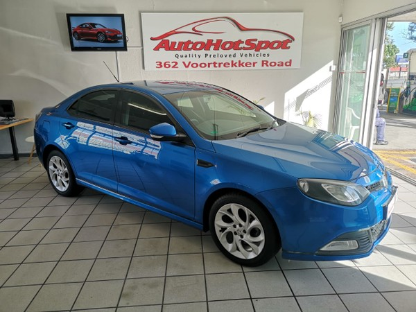 2012 MG MG6 1.8t Comfort  Western Cape Parow_0