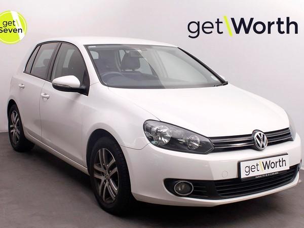 2012 Volkswagen Golf Vi 1.4 Tsi Comfortline Dsg Western Cape Milnerton_0