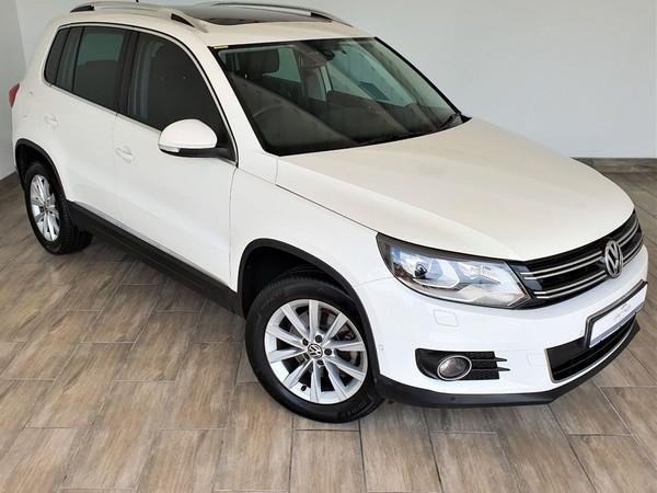 2012 Volkswagen Tiguan 2.0 Tsi  Sprt-styl 4mot Dsg  Free State Bloemfontein_0