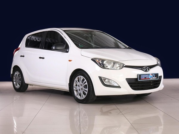 2014 Hyundai i20 1.2 Motion  Gauteng Nigel_0