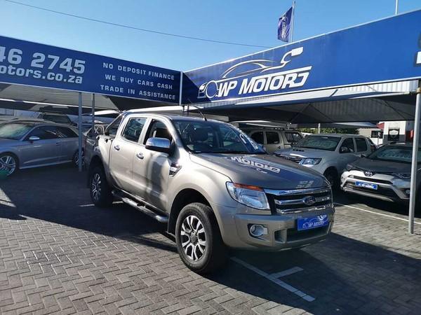 2015 Ford Ranger 3.2tdci Xlt 4x4 Pu Dc  Western Cape Bellville_0