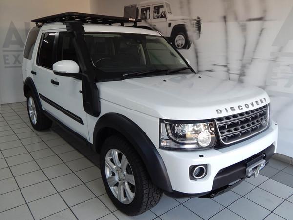 2015 Land Rover Discovery 4 3.0 Tdv6 S  Gauteng Centurion_0