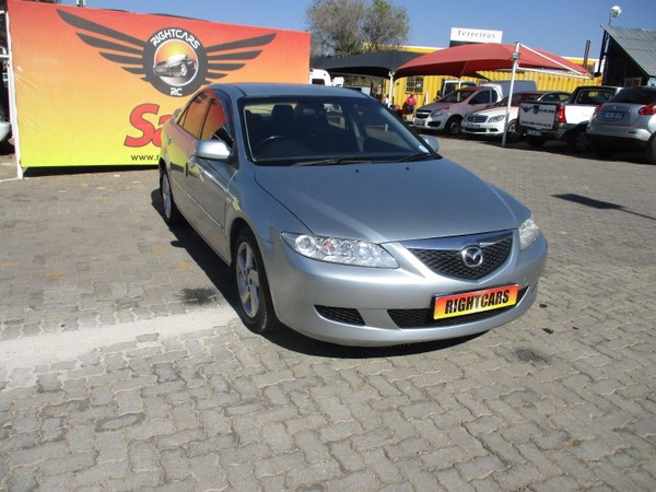 2004 Mazda 6 2.0 Elegant  Gauteng North Riding_0
