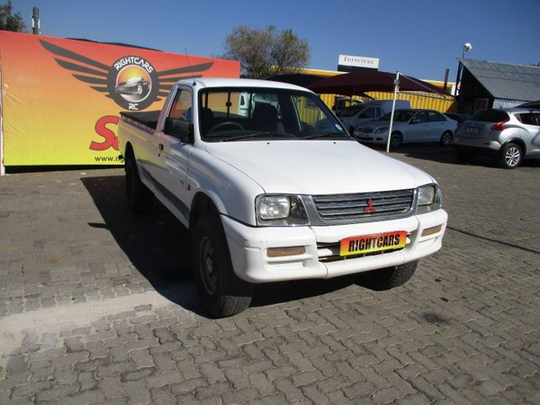 2000 Mitsubishi Colt 2800d Std Pu Sc  Gauteng North Riding_0