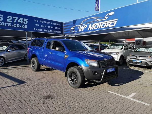 2012 Ford Ranger 2.2tdci Xl Pu Supcab  Western Cape Bellville_0