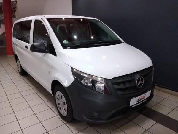 2017 Mercedes-Benz Vito 111 1.6 CDI Tourer Pro Gauteng Pretoria_0
