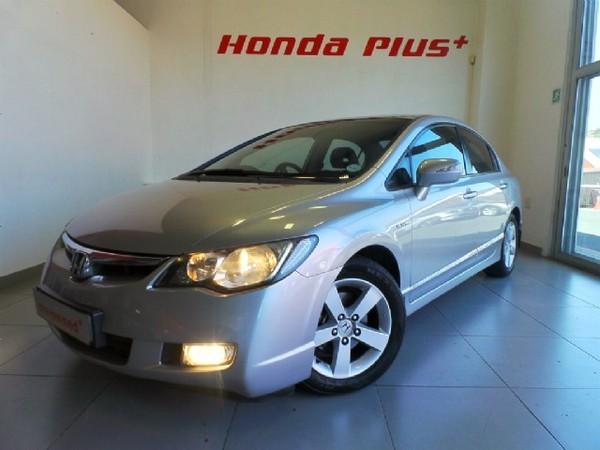 2007 Honda Civic 1.8 Vxi  Gauteng Johannesburg_0