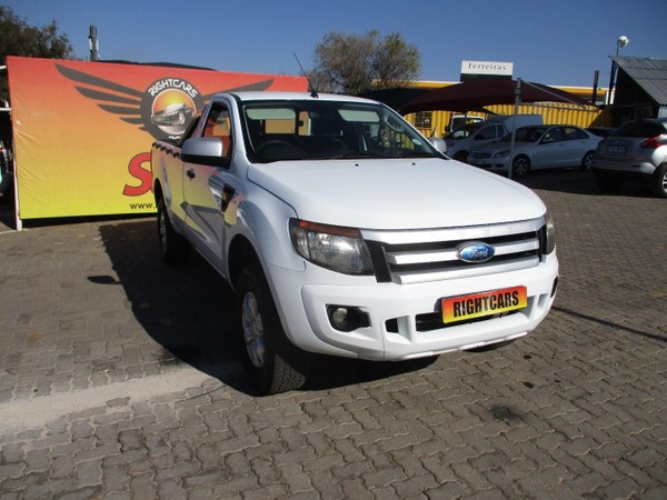 2012 Ford Ranger 2.2i Lwb Pu Sc  Gauteng North Riding_0