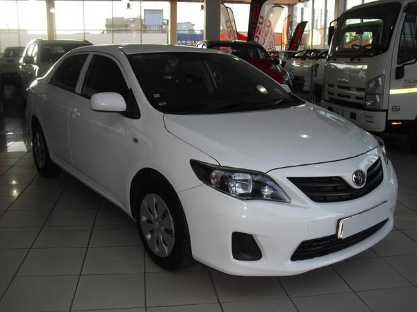 2018 Toyota Corolla Quest 1.6 Auto Free State Bloemfontein_0