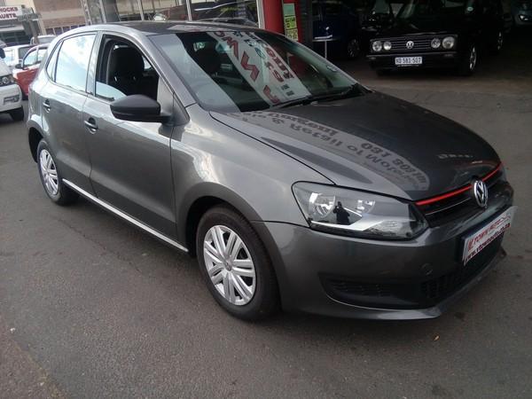 2014 Volkswagen Polo 1.4 Trendline  Kwazulu Natal Durban_0