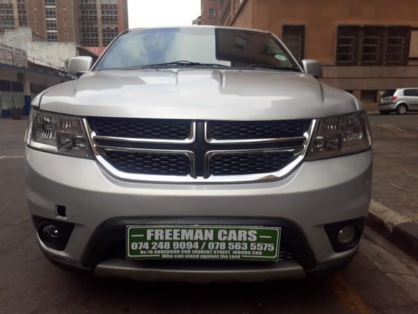 2014 Dodge Journey 3.6 V6 Rt At  Gauteng Johannesburg_0