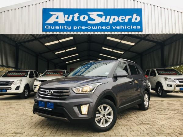 2017 Hyundai Creta 1.6D Executive Auto Western Cape Swellendam_0
