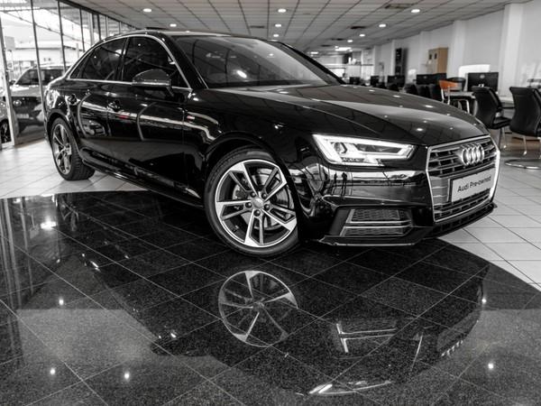 2018 Audi A4 2.0T FSI SPORT S Tronic Gauteng Pretoria_0