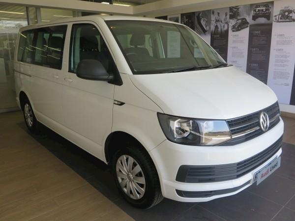 2019 Volkswagen Transporter T6 KOMBI 2.0 TDi DSG 103kw Trendline Plus Gauteng Vereeniging_0