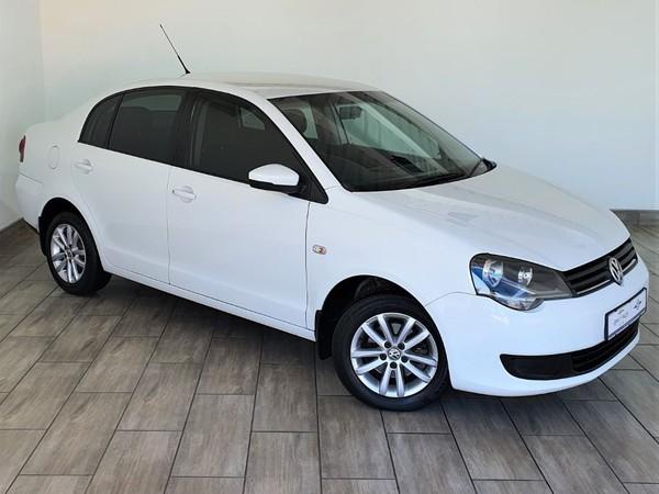 2015 Volkswagen Polo Vivo GP 1.6 Trendline Free State Bloemfontein_0