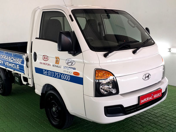 2020 Hyundai H100 Bakkie 2.6d Fc Ds  Mpumalanga Nelspruit_0