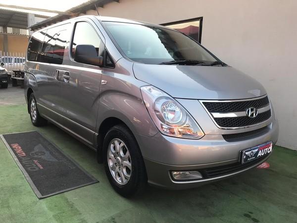 2014 Hyundai H1 Gls 2.4 Cvvt Wagon  Gauteng Boksburg_0