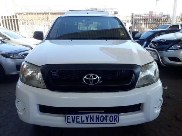 2008 Toyota Hilux 3.0d-4d Raider Rb Pu Sc  Gauteng Johannesburg_0