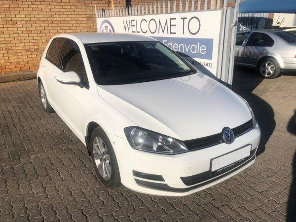 2016 Volkswagen Golf Vii 2.0 Tdi Comfortline  Gauteng Edenvale_0