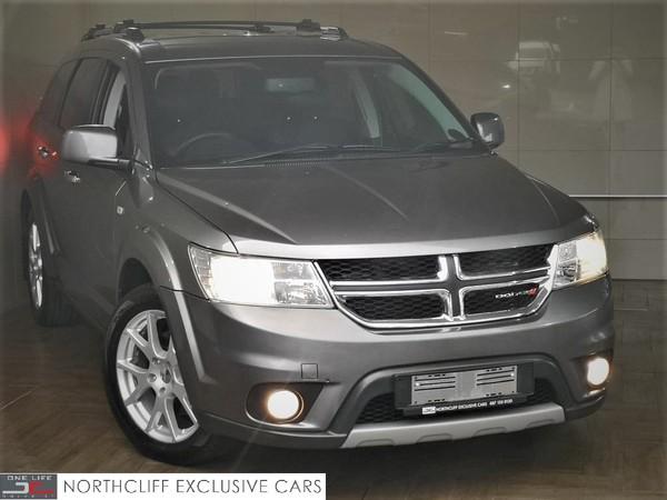 2012 Dodge Journey 2.7 Rt At  Gauteng Randburg_0