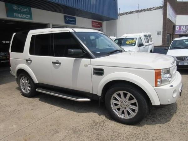 2009 Land Rover Discovery 3 Td V6 Hse At  Kwazulu Natal Durban_0