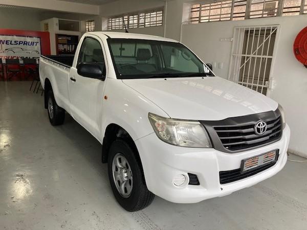 2014 Toyota Hilux 2.5 D-4d Srx Rb Pu Sc  Mpumalanga Nelspruit_0
