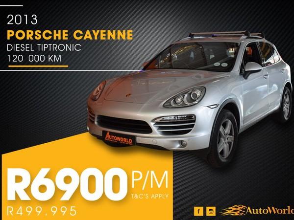 2013 Porsche Cayenne Diesel Tip  Western Cape Goodwood_0