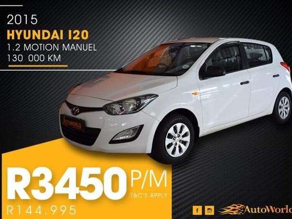2015 Hyundai i20 1.2 Motion Western Cape Goodwood_0
