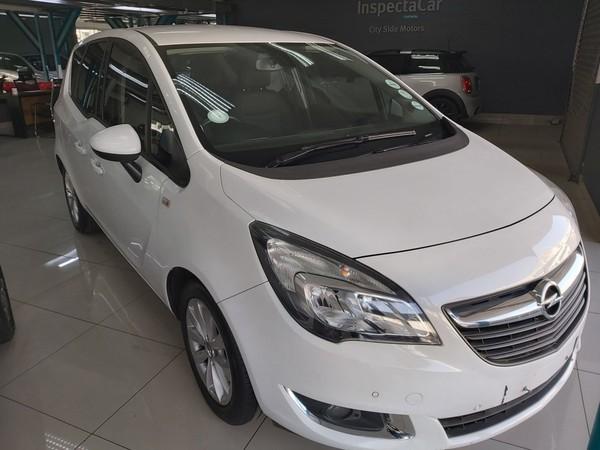 2014 Opel Meriva 1.4t Cosmo  Gauteng Pretoria_0