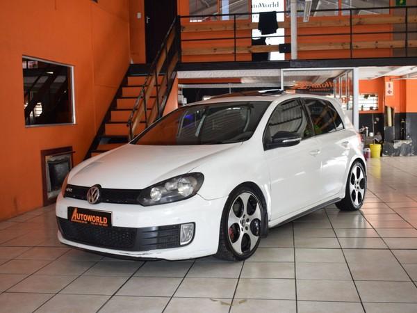 2009 Volkswagen Golf Vi Gti 2.0 Tsi  Western Cape Goodwood_0