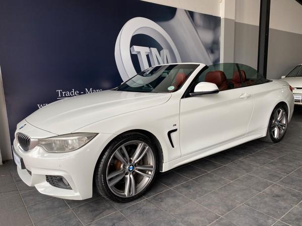 2014 BMW 4 Series 428i Convertible M Sport Auto Gauteng Four Ways_0