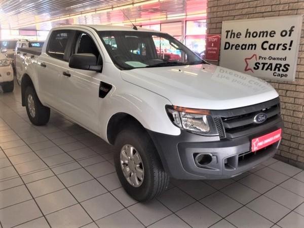 2015 Ford Ranger 2.2tdci Xl Pu Dc  Western Cape Bellville_0
