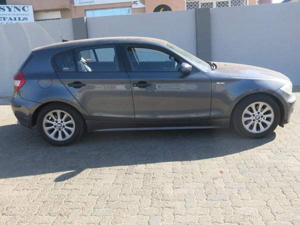 2006 BMW 1 Series 118i Sport e87  Gauteng Rosettenville_0