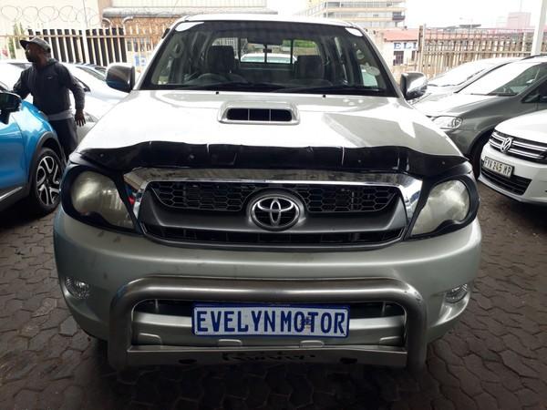2011 Toyota Hilux 3.0 D-4d Raider Rb Pu Dc  Gauteng Johannesburg_0