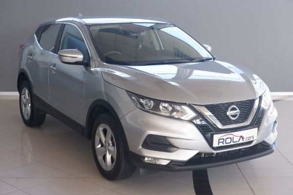2019 Nissan Qashqai 1.2T Acenta CVT Western Cape Somerset West_0