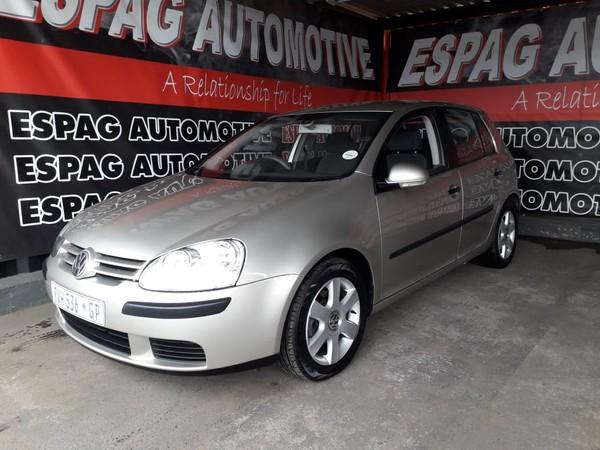 2004 Volkswagen Golf 1.6 Comfortline  Gauteng Pretoria_0