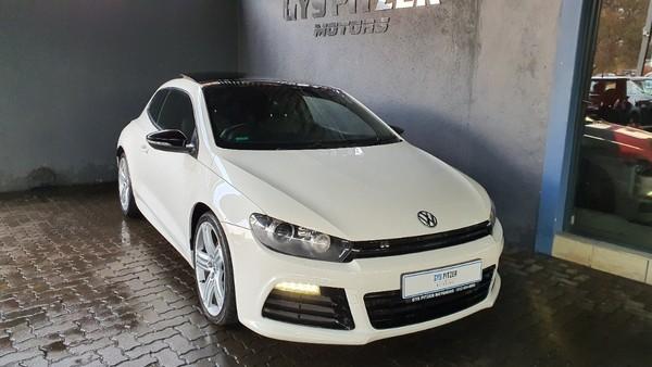 2014 Volkswagen Scirocco 2.0 Tsi R Dsg 188kw  Gauteng Pretoria_0