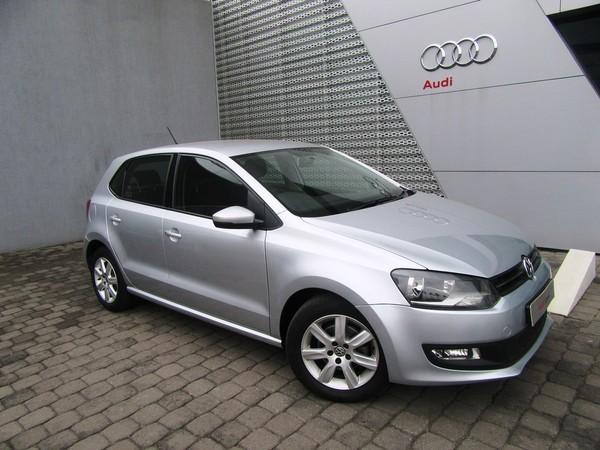 2011 Volkswagen Polo 1.4 Comfortline 5dr  Mpumalanga Nelspruit_0